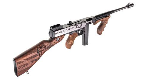 Tommy-Gun Donald Trump Tommy Gun.