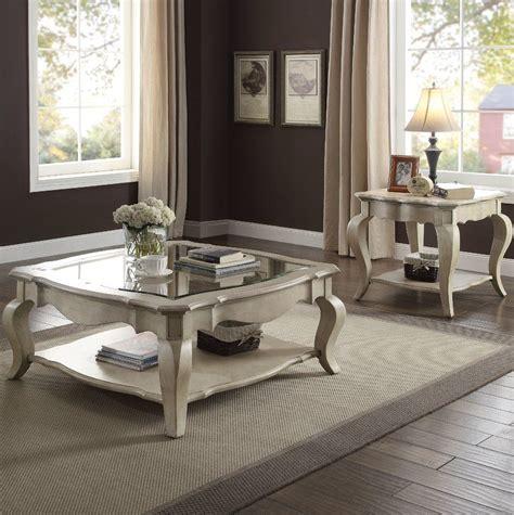 Donatella 2 Piece Coffee Table Set