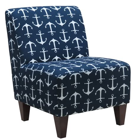Donnington Anchor Armless Slipper Chair