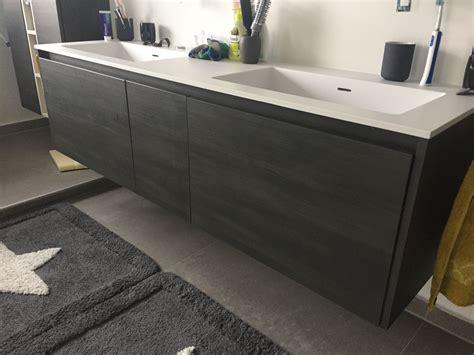 Doppelwaschbecken Mit Unterschrank Und Spiegel