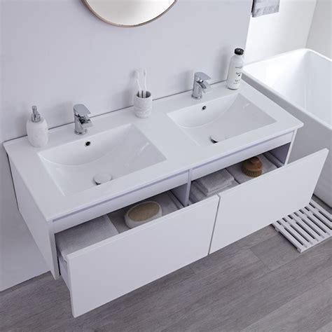 Doppelwaschbecken Unterschrank