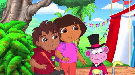 Read Books Dora and Diego's Adventures! (Dora the Explorer) Online