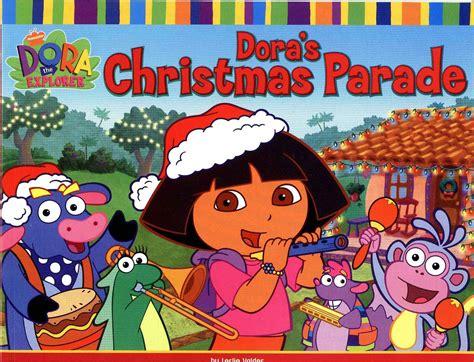 Read Books Dora's Christmas Parade (Dora the Explorer) Online