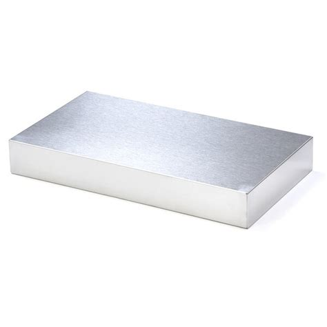 Dorfman Stainless Steel Floating Shelf