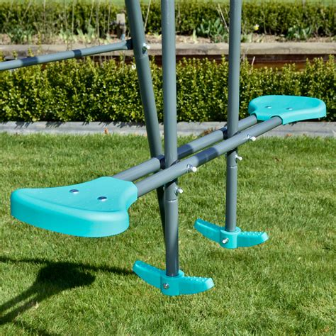 double swing glider