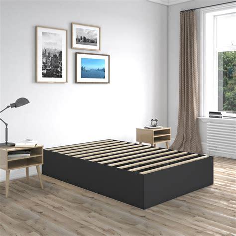 Double Bed Platform Base