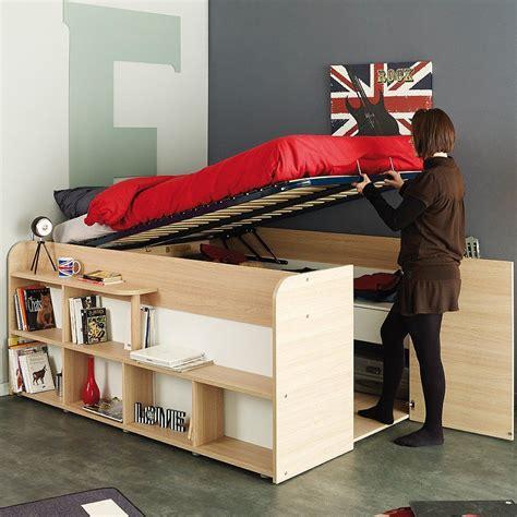 Double Bed Under Storage