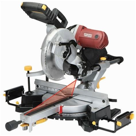 Double Bevel Compound Mitre Saw
