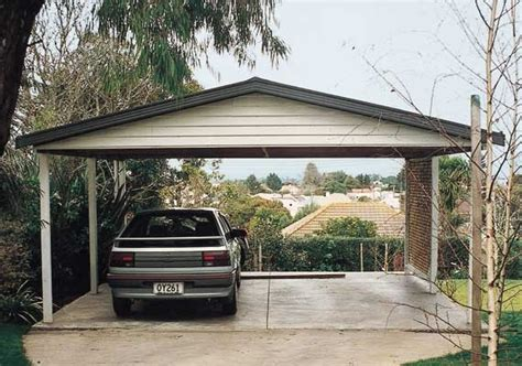 Double Carport Plans Nz