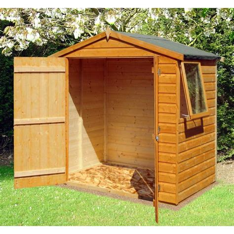 Double Door Garden Shed