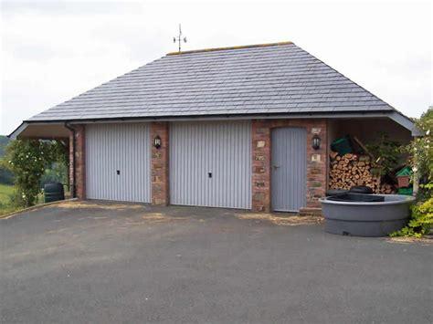 Double Garage Design Ideas Uk