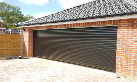 Double Garage Diy