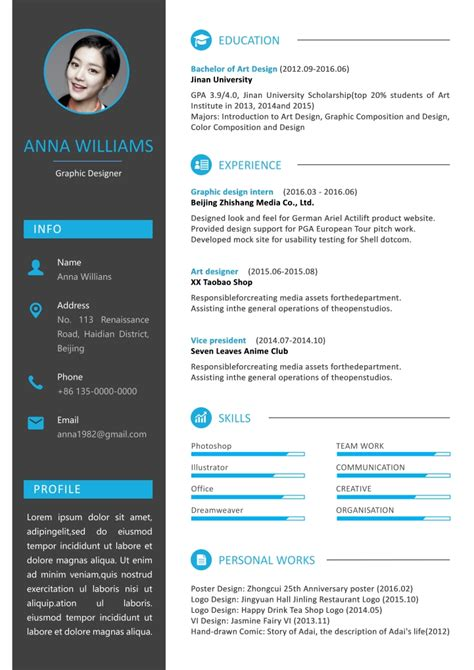 resume builder ppt download resume ppt templates for free wps office