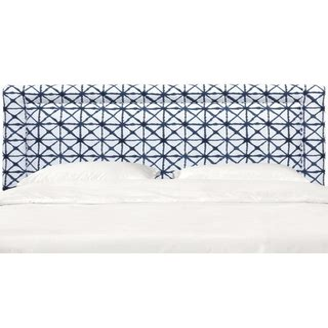 Doyon Border Upholstered Panel Headboard