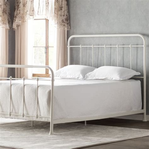 Drake Queen Panel Bed byMercury Row