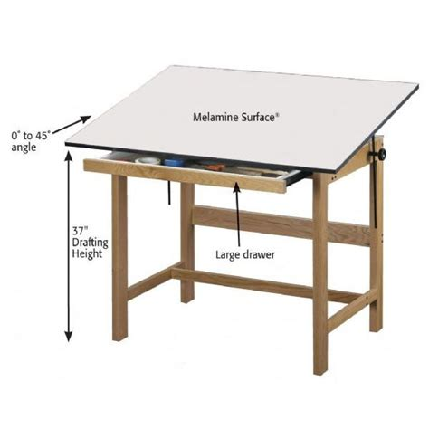 Drawing Table Plans PDF