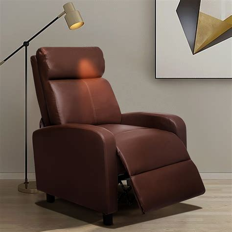 Drees Leather Lounge Chair