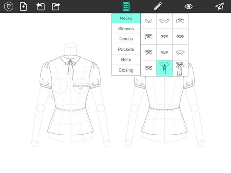 Dress Design App