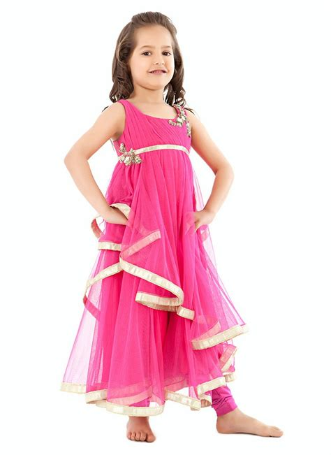 Dress Designing For Kids
