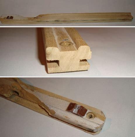 Dresser Wood Guild Parts