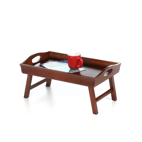 Dufton Bed Tray with Foldable Legs