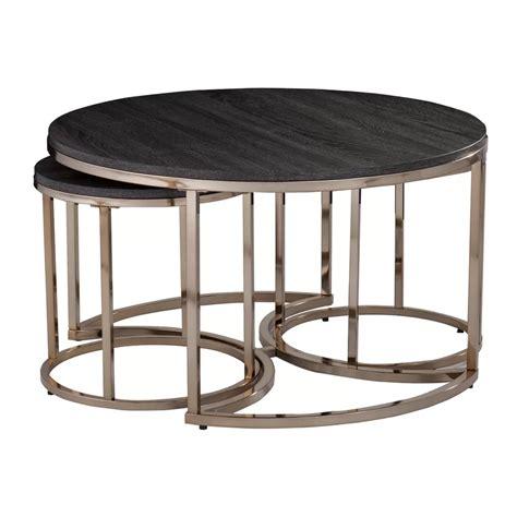 Dumont 3 Piece Nesting Table