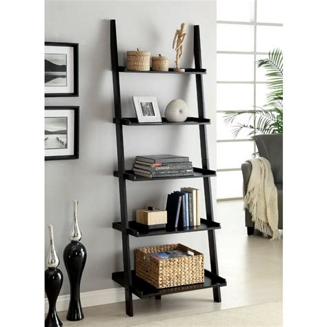 Dunhill Ladder Bookcase