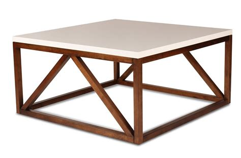 Dunstan Two Toned Coffee Table