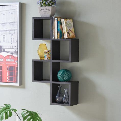 Duppstadt Cubby Chessboard Wall Shelf
