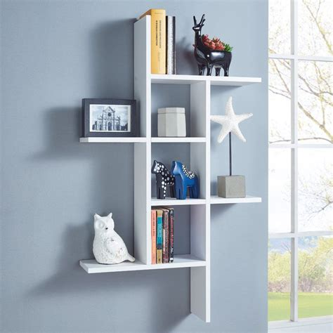 Dupras Cantilever Wall Shelf