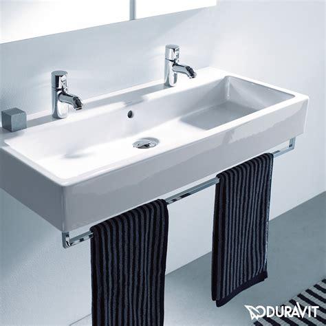 Duravit Vero Waschtisch Handtuchhalter
