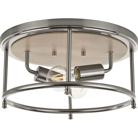 Durrell 2-Light Flush Mount