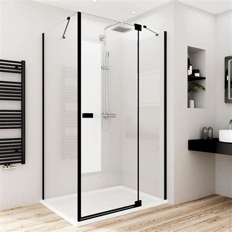 Duschtrennwand Glas Mit Tür