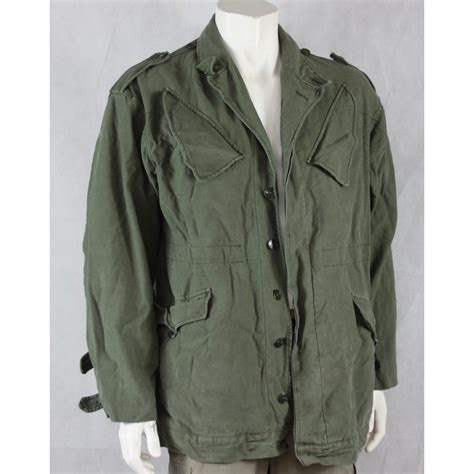 Army-Surplus Dutch Army Surplus Olive Nato Jacket.