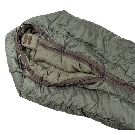 Army-Surplus Dutch Army Surplus Sleeping Bag.