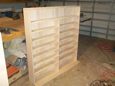 Dvd Shelf Woodworking Plans