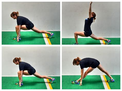 dynamic hamstring stretches for runners