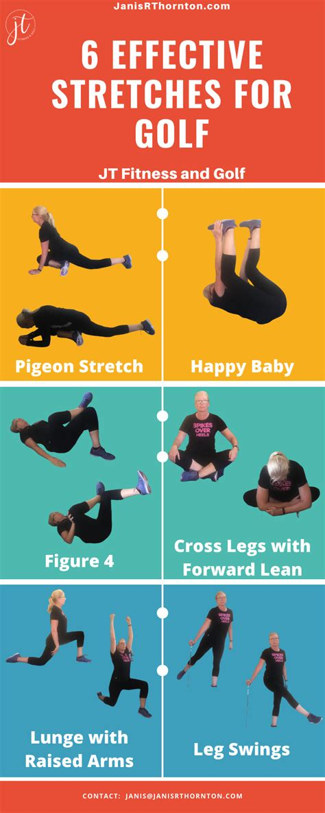 dynamic hip flexibility exercises golf