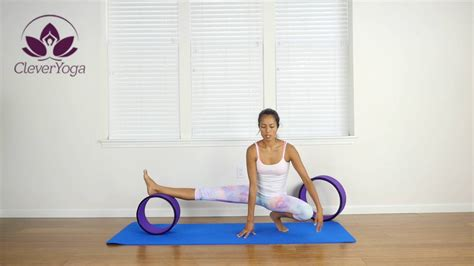dynamic hip flexor stretches yoga youtube intermediate