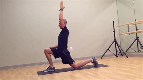 dynamic hip flexor stretches yoga youtube music
