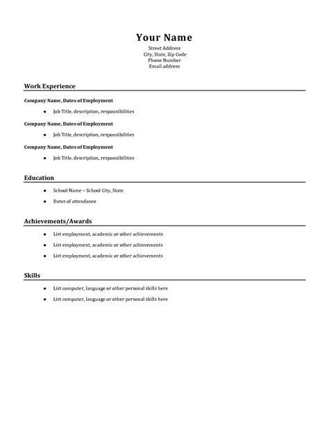 e resume builder easy online resume builder create or upload your rsum - E Resume Builder