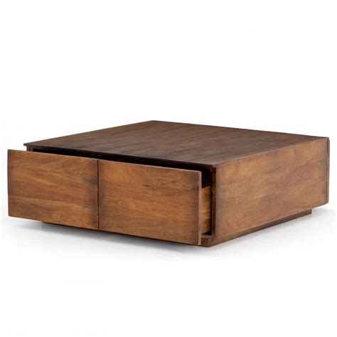 Eagan End Table with Storage