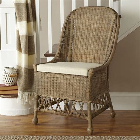 Eastham Rattan Side Chair