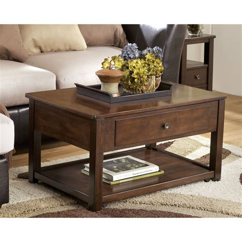 Eastin Coffee Table with Lift Top