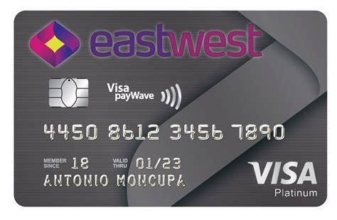 Eastwest Credit Card Freebies