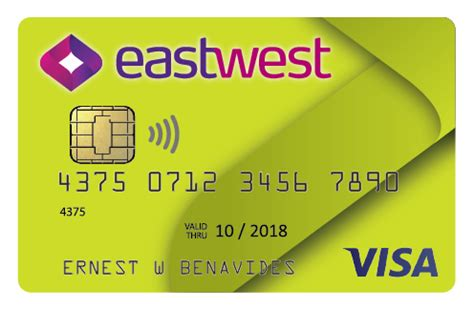 Eastwest Credit Card Renewal Visa Debit Wikipedia