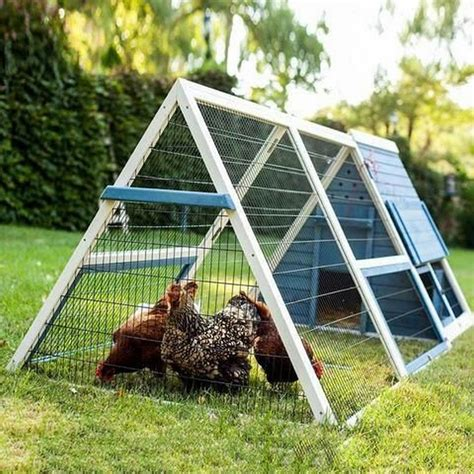 easy diy chicken coop portable