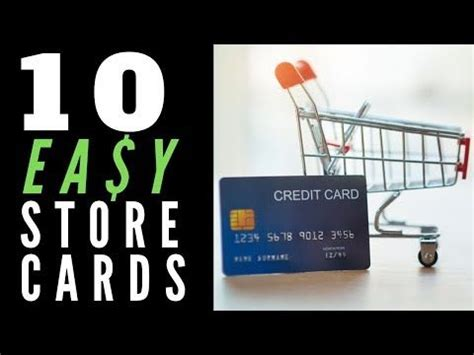 Easy Store Credit Cards For Poor Credit Search For Credit Cards All Credit Cards Credit