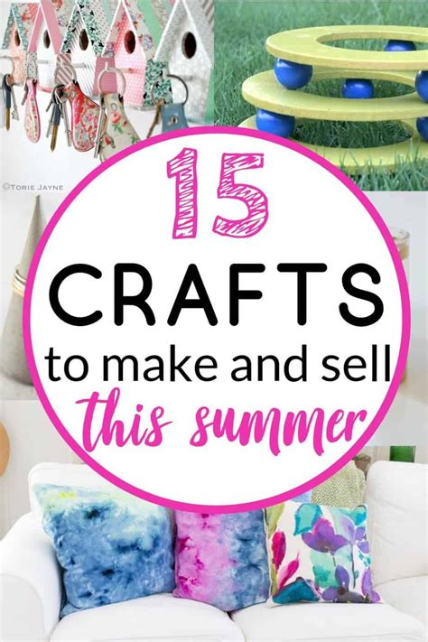 Easy Cheap Things To Make And Sell