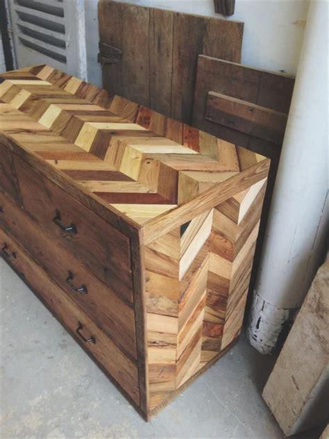 Easy Diy Pallet Dresser